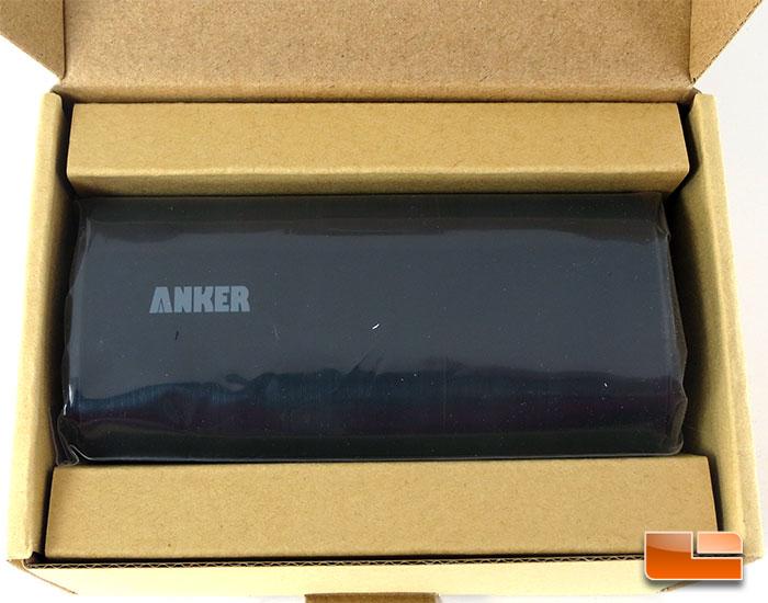 Anker 2nd Gen Astro 6000mAh Battery Box
