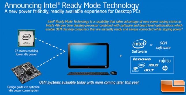 intel-ready-mode