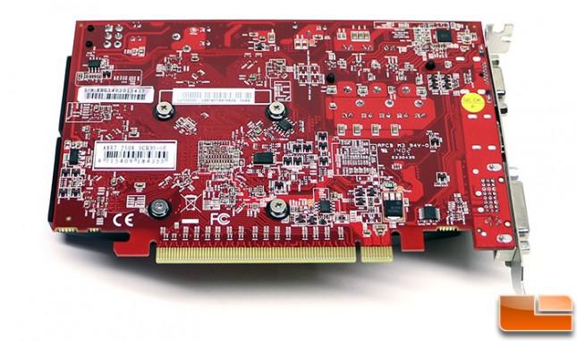 PowerColor AXR7 250X Back