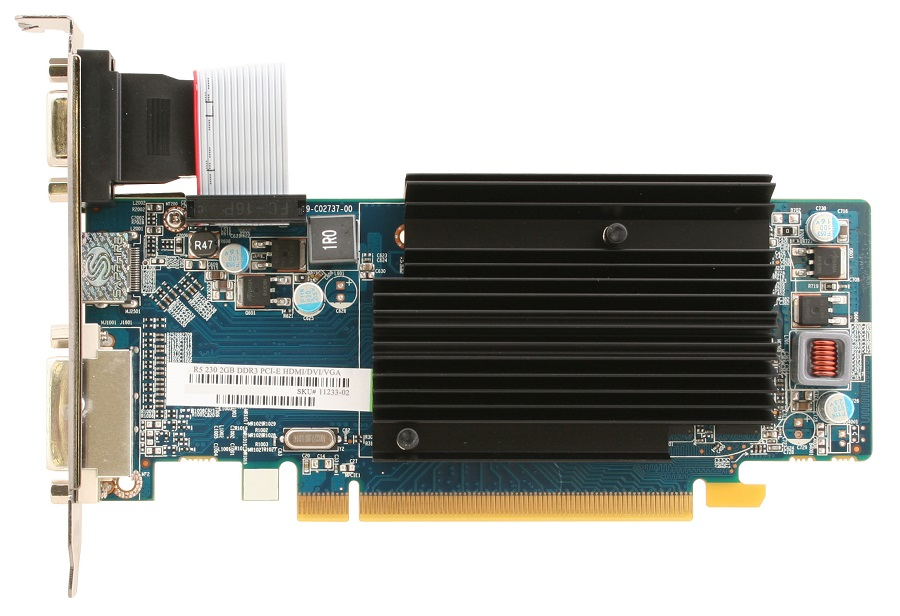 Sapphire Releases AMD Radeon R5 230 Series Video Cards