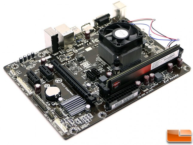 AMD FS1B Platform