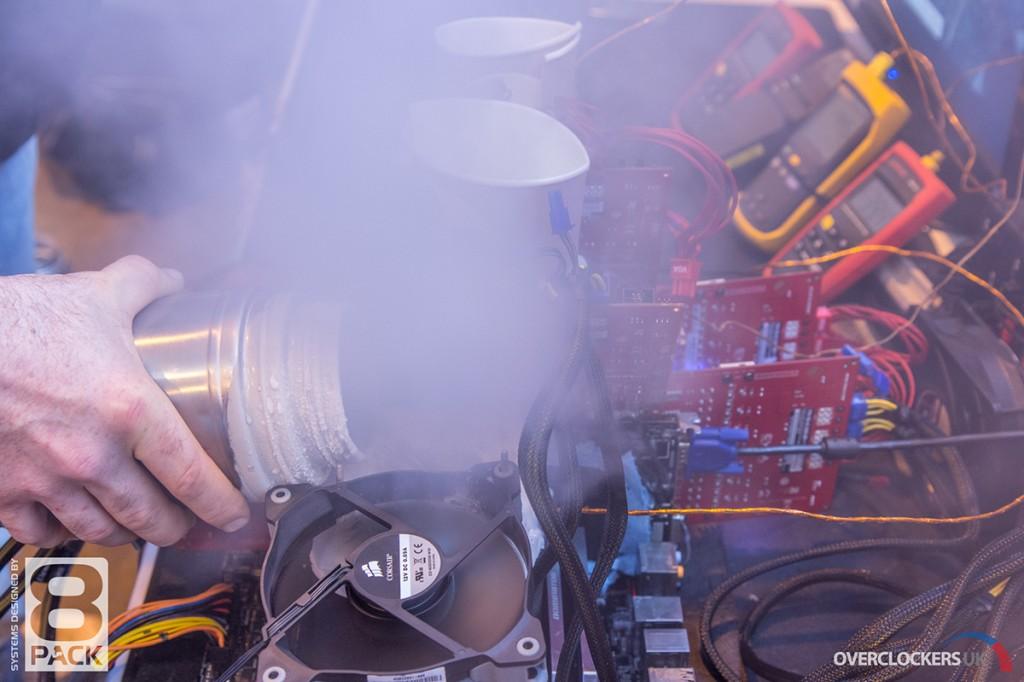 AMD Radeon R7 240 CrossFire Setup Overclocked By 100
