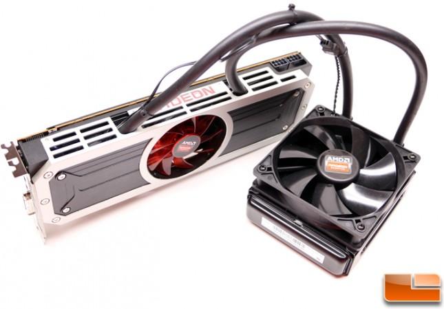 AMD Radeon R9 295X2 Video Card