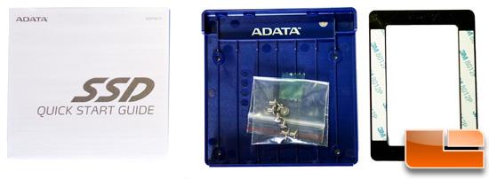 ADATA SP920 Contents
