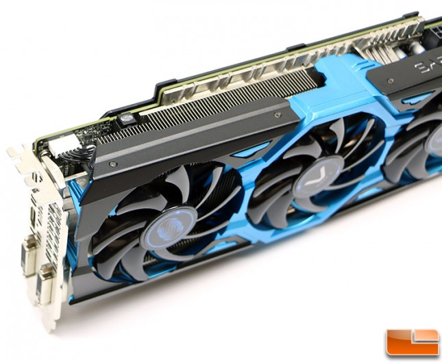 Sapphire R9 290X Vapor-X OC Extended Copper
