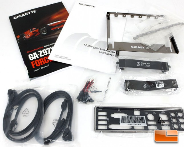 GIGABYTE Z97X-SOC Force Retail Bundle