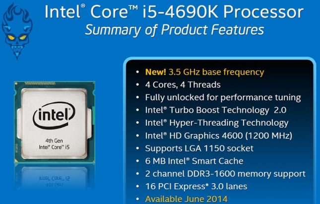 4690K-Features