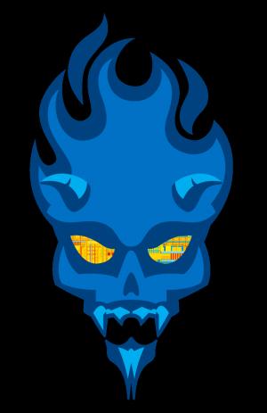 Intel Devil's Canyon Logo