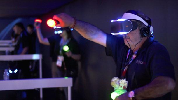 Sony VR Morpheus (2)