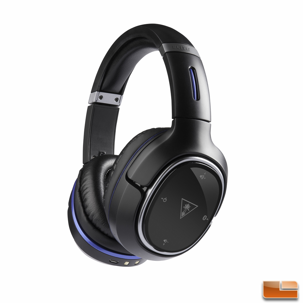Turtle Beach Elite 800 Wireless Dts Surround Sound Headset