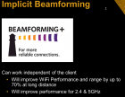 Netgear Beamforming