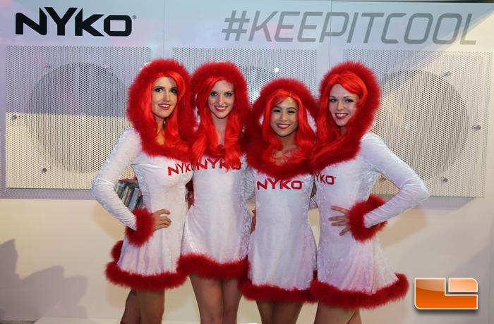 E3 2014 Nyko Product Models