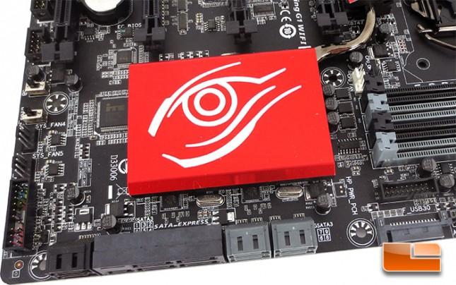 GIGABYTE Z97X-Gaming G1 WiFi-BK Motherboard SATA Express Ports