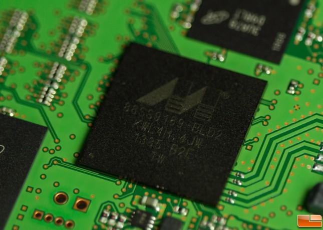 Crucial MX100 256GB Controller