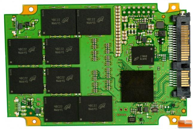 Crucial MX100 256GB PCB
