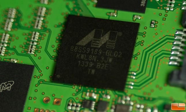 Crucial MX100 512GB Controller