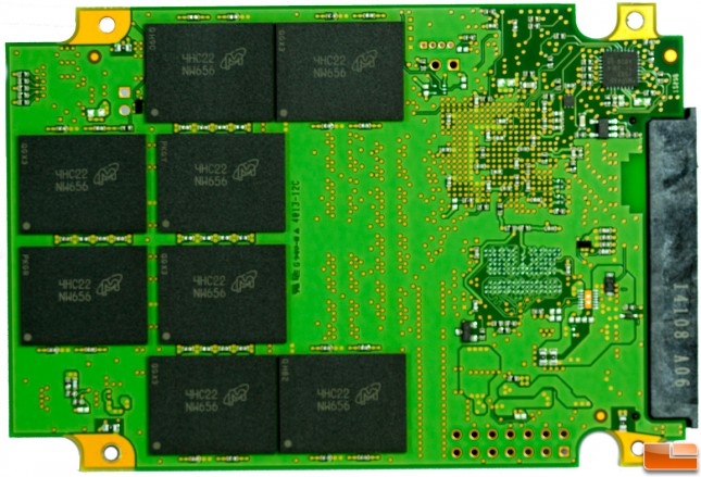 Crucial MX100 512GB PCB