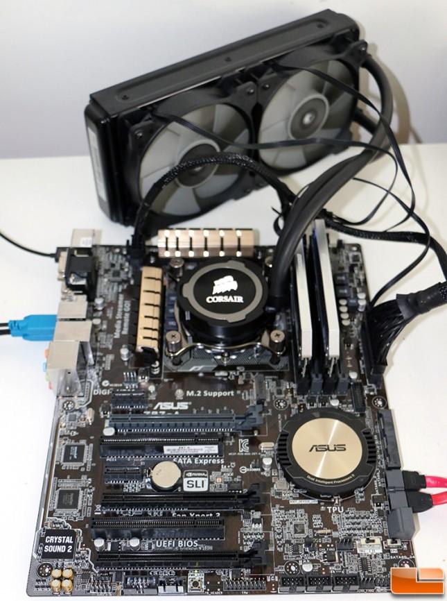 Intel Z97 Test System