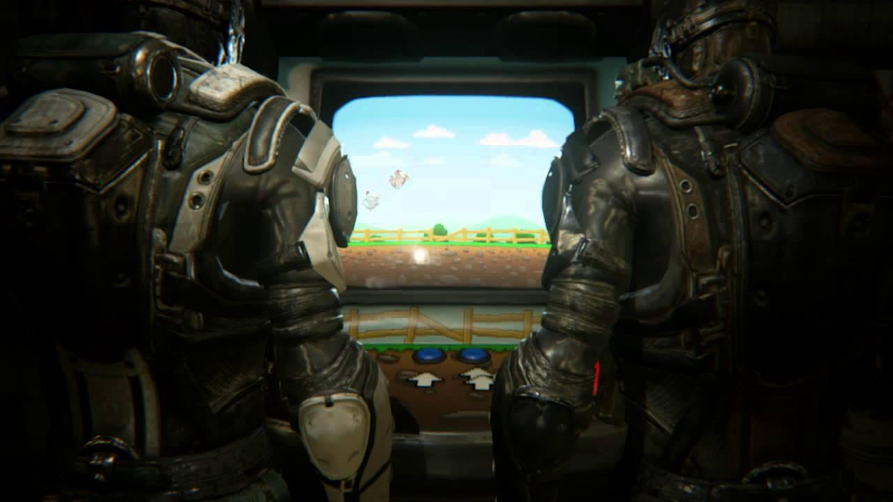 Unreal Engine 4 Rivalry Demo From Google I/O 2014 - Legit