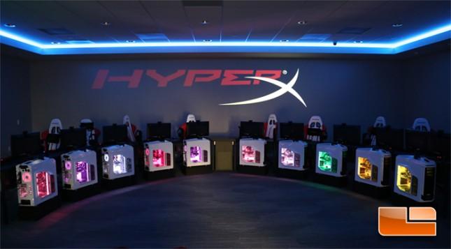 HyperX Open House