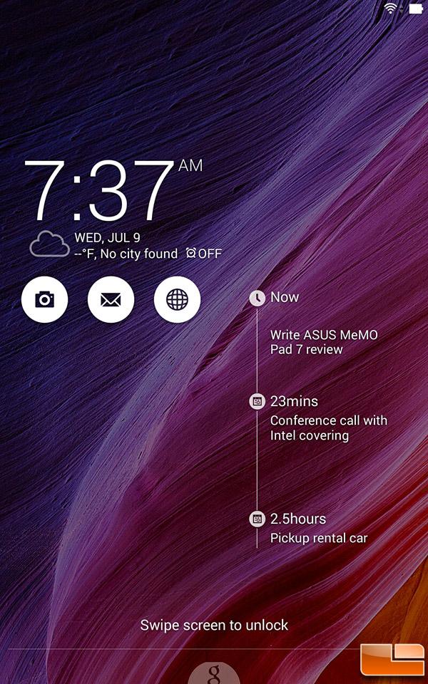 ASUS MeMO Pad 7 Tablet Review - ME176C - Page 2 of 5 - Legit