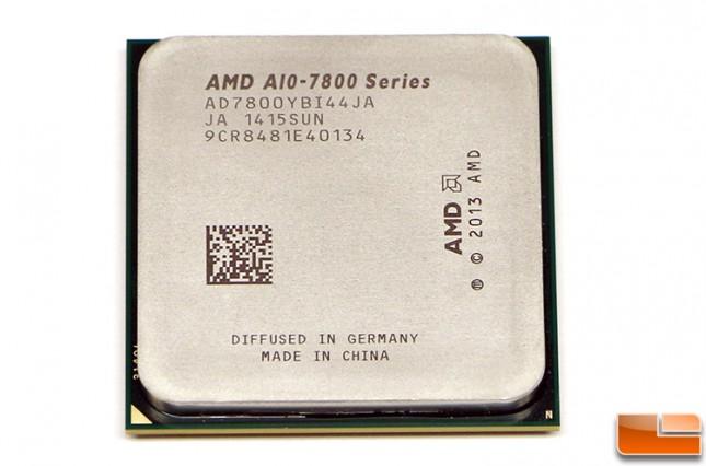 AMD A10-7800 Kaveri APU