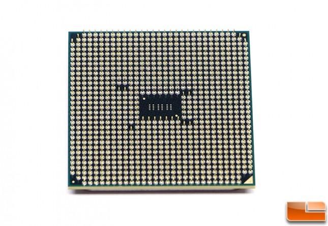 AMD A10-7800 APU FM2+ Pins