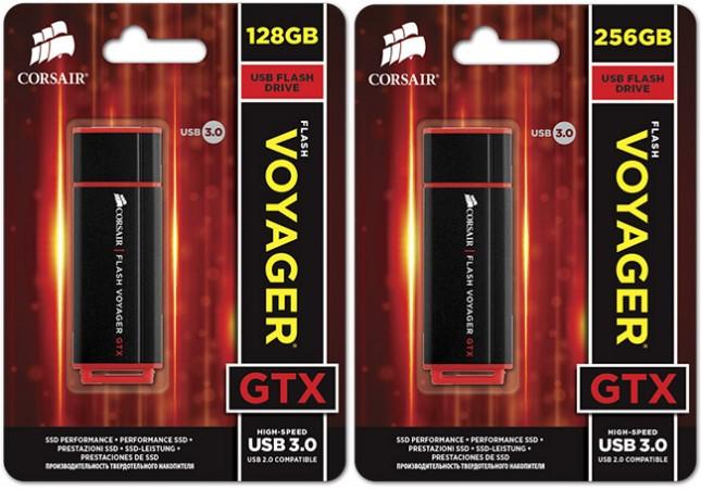 Corsair Flash Voyager GTX Series