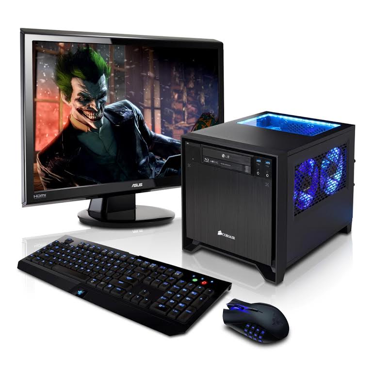 CYBERPOWERPC Configurator Lets You Build A Dream PC