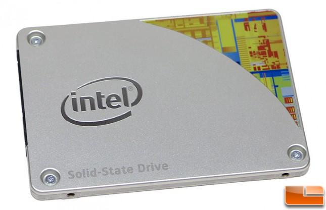 Intel SSD Pro 2500 240GB SSD
