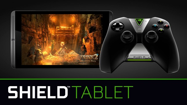NVIDIA Launches First True Gaming Tablet – NVIDIA SHIELD Tablet