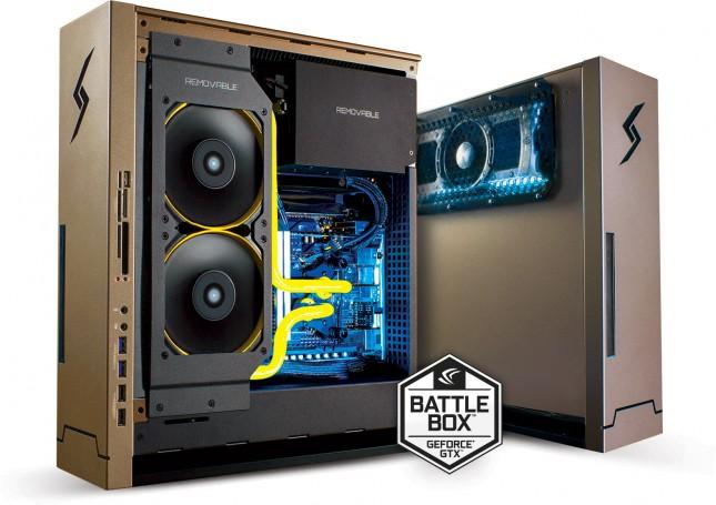 Digital Storm Bolt II Battle Box Titan Z Special Edition