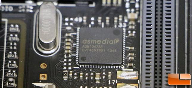 ASUS X99-Deluxe ASMedia ASM1042