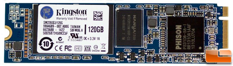 Kingston Sm2280s3 120gb M 2 Sata Ssd Review Legit