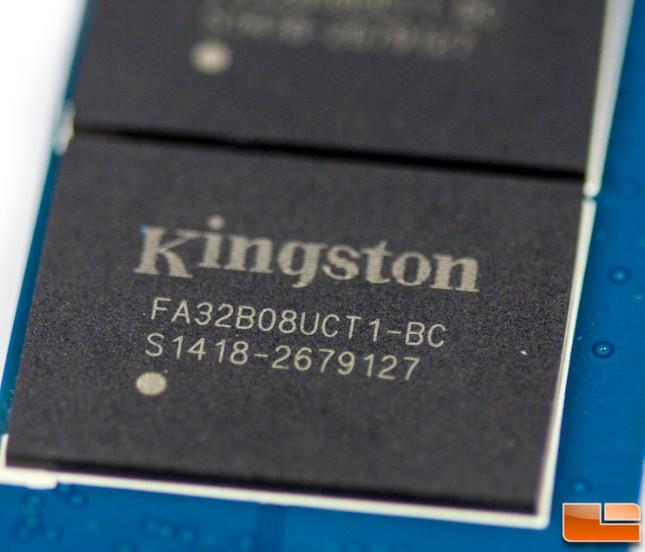 Kingston SM2280 NAND