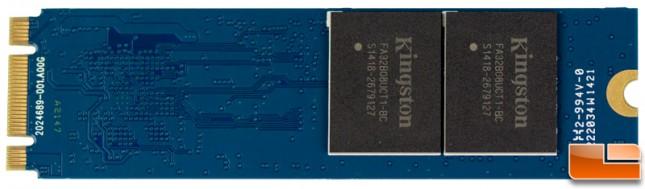Kingston SM2280 Rear