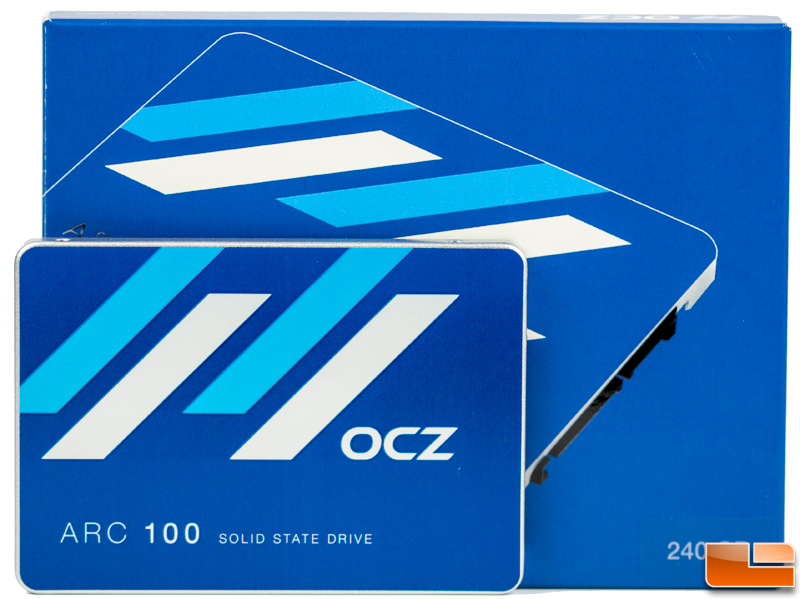 OCZ ARC 100 240GB SSD Review - Legit ReviewsThe ARC Of Value