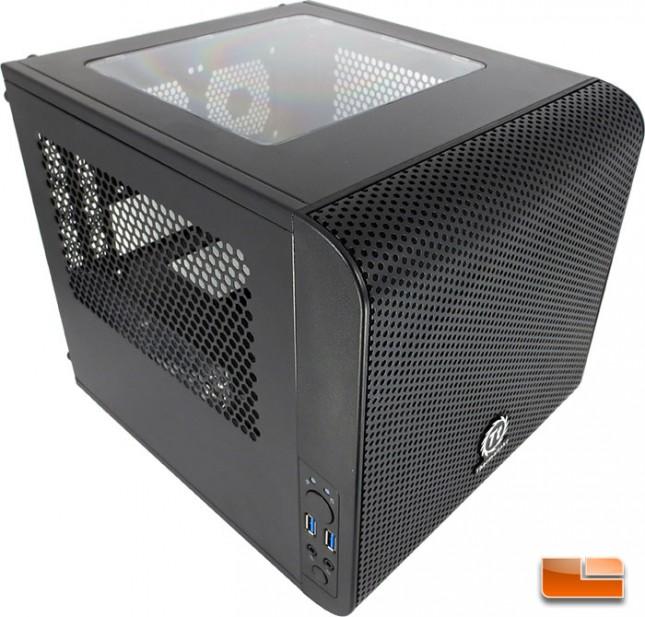 Thermaltake Core V1 mini-ITX Chassis