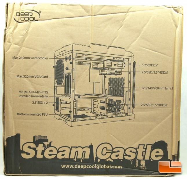 Deepcool Steam Castle-3