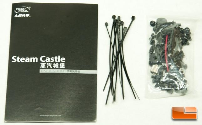 Deepcool Steam Castle Hardware