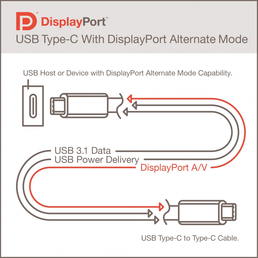 USB 3 1 Type C Connectors Will Support DisplayPort 1 2a