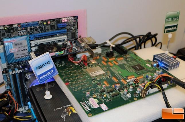 ASMedia USB 3.1 Development Board