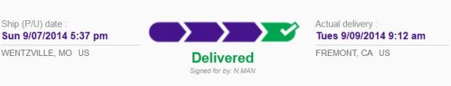 board-delivered