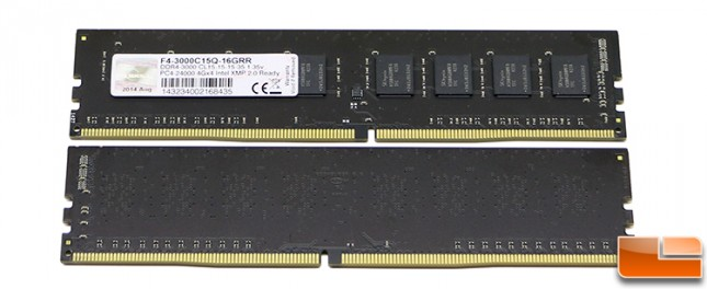 G.SKILL Ripjaws 4 DDR4 PCB