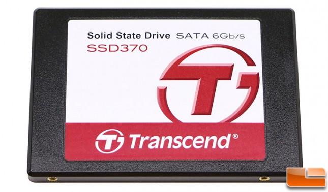 Transcend SSD370 128GB SSD