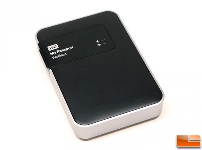WD My Passport Wireless Drive