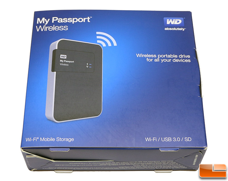 WD My Passport Wireless Storage Driver Windows 7