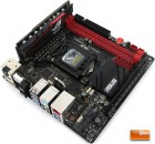 ASUS Maximus VII Impact Motherboard Layout