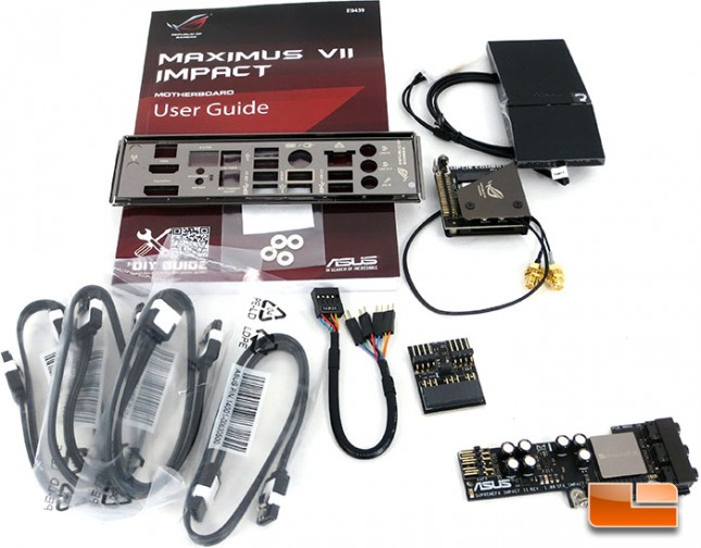 ASUS Maximus VII Impact Retail Bundle