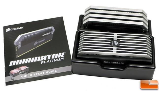 Corsair Dominator Platinum DDR4 3200MHz Memory Kit